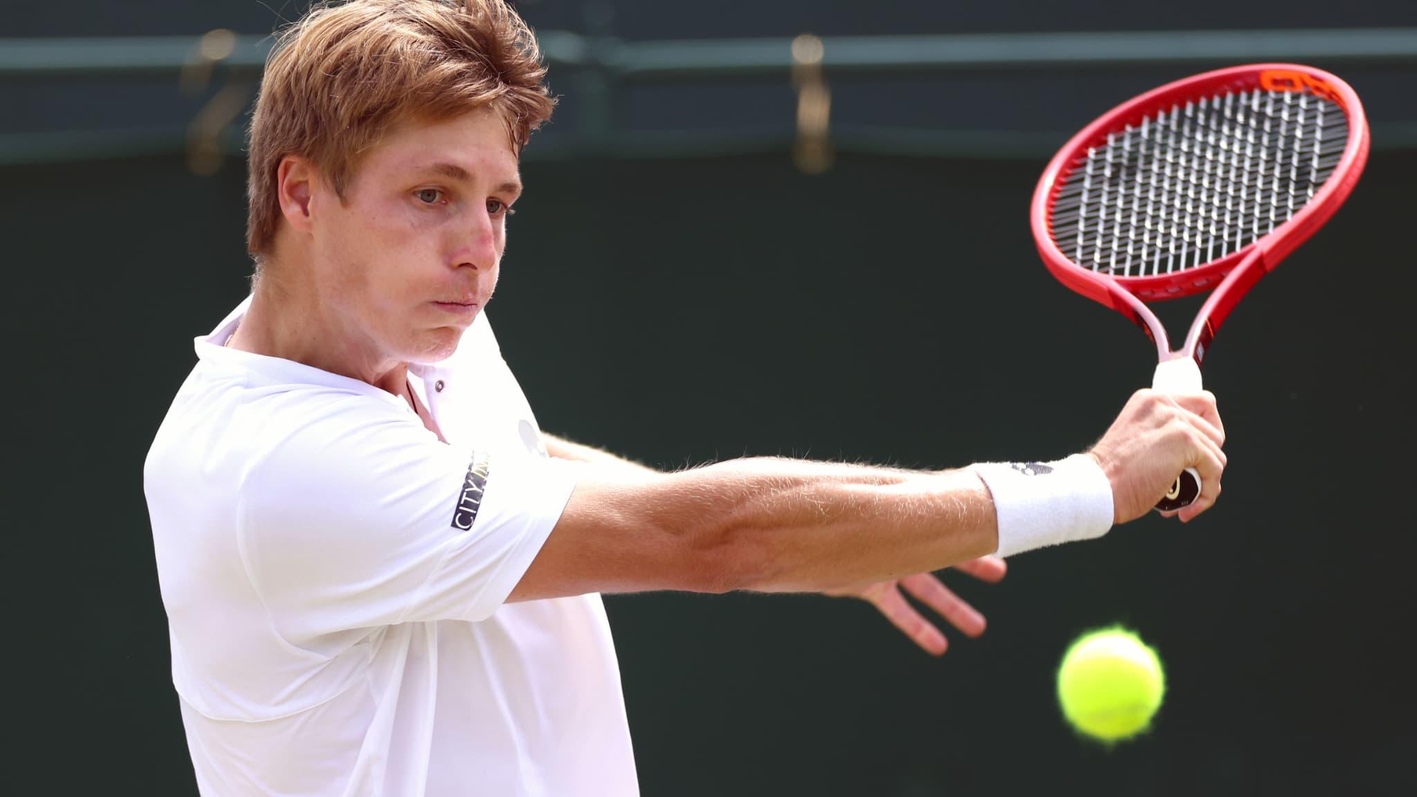PRONOS PARIS RMC Le pari tennis d'Éric Salliot du 4 août ATP Washington