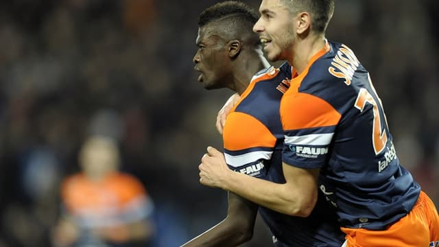 Mbaye Niang (Montpellier)