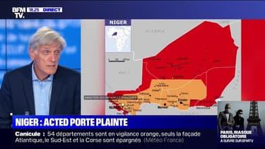 """Niger: le directeur général délégué d'Acted parle d'un """"drame épouvantable"""""""