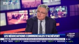 """Jacques Creyssel (FCD): """"Il va y avoir une augmentation des prix d'achats aux agriculteurs"""""""