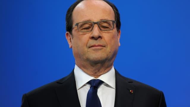 François Hollande a décidé de ne pas se représenter en 2017.