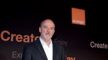 Le PDG d'Orange a été reconduit pour un troisième mandat. (image d'illustration)