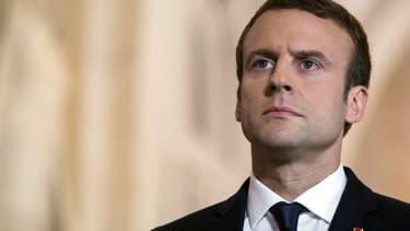 Emmanuel Macron veut accélérer la numérisation du pays