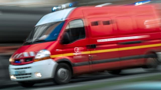 Photo d'illustration camion de pompiers