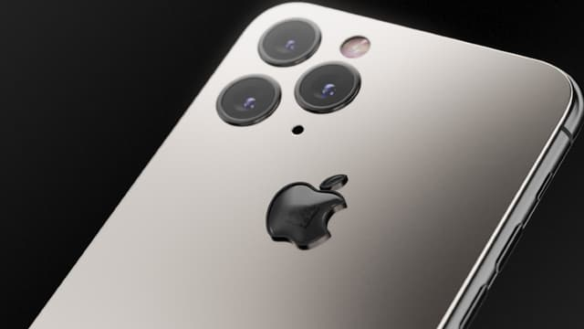 "L'iPhone 11 Pro ""Steve Jobs"""