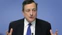 Mario Draghi a fait savoir que les conditions n'étaient pas encore réunies pour abandonner sa politique monétaire non conventionnelle