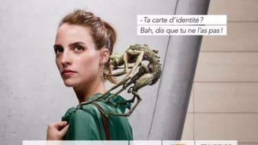 La nouvelle campagne contre la fraude dans les transports franciliens a été conçue par Havas.