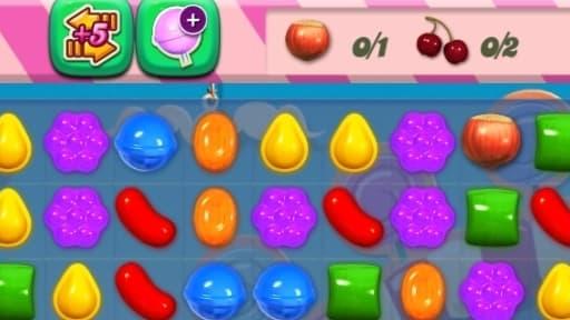Candy Crush compte 500 millions de joueurs.