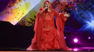 Esma Redzepova à l'Eurovision en 2013
