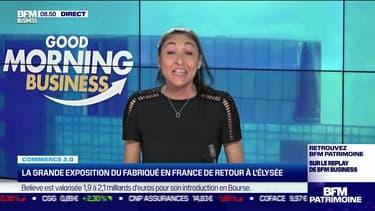 Commerce 2.0: La Grande Exposition du Fabriqué en France de retour à l'Elysée, par Anissa Sekkai - 01/06