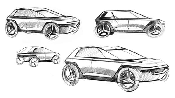 Le véhicule urbain du futur imaginé par Canyon