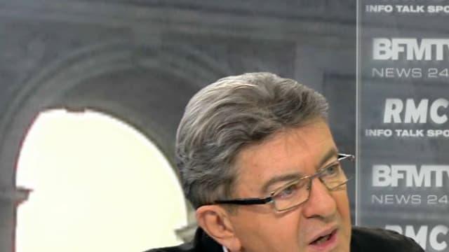 Pour l'instant, Jean-Luc Mélenchon a récolté 200 parrainages d'élus en vue de sa candidature à l'élection présidentielle