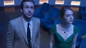 "Ryan Gosling et Emma Stone dans ""La La Land"""