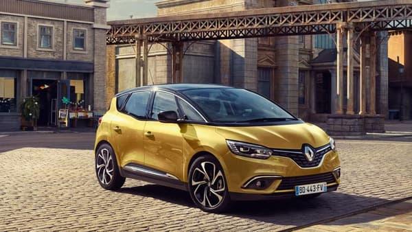 La quatrième génération de Scénic est un événement pour Renault qui compte sur l'aura de ce modèle mythique pour rencontrer un franc succès.