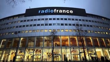Éric Revel quitte la direction du réseau France Bleu. (image d'illustration)