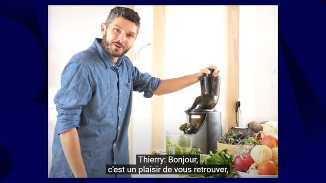 La chaîne Youtube de Thierry Casasnovas est suivie par 525.000 abonnés.