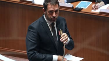 """""""Il ne faut pas s'amuser avec des pétitions"""", estime Christophe Castaner, porte-parole du gouvernement."""