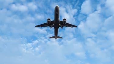 Un avion décollant de Francfort en Allemagne (photo d'illustration).