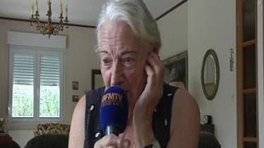 Ginette Beckrich, la grand-mère du jeune Alexandre