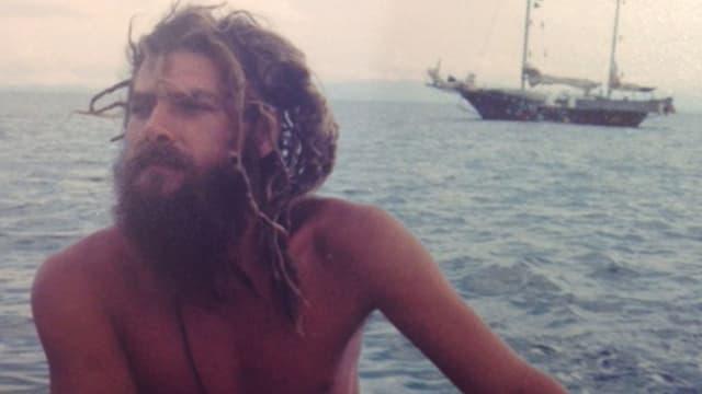 Eric Sommer, dans une photo non datée, avant son incarcération.