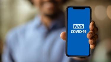 L'application de traçage numérique britannique, NHS Covid-19