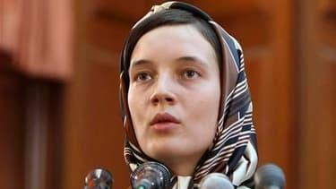 Selon son avocat Mohammad Ali Mahdavi-Sabet, l'universitaire française Clotilde Reiss, assignée à résidence en Iran sous l'accusation d'espionnage, sera acquittée dimanche. /Photo d'archives/REUTERS/Fars News