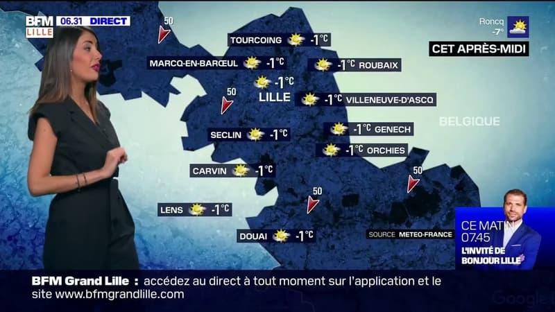 Météo Lille: le froid s'accentue ce mercredi, jusqu'à - 8 °C attendus