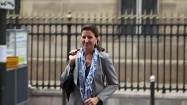 Commission Covid-19: Agnès Buzyn est arrivée à l'Assemblée pour son audition