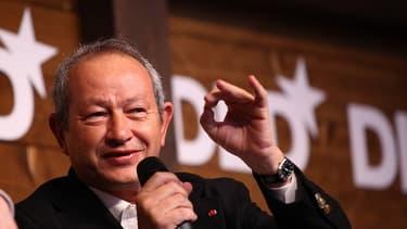 L'homme d'affaires égyptien, Naguib Sawiris, investit depuis plusieurs années dans les télécommunications.