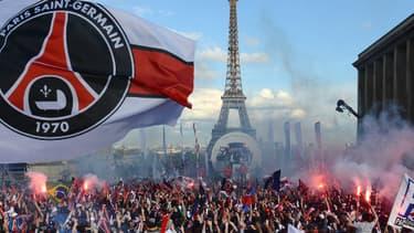 Lundi place du Trocadéro à Paris