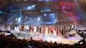 """En 2012, TF1 n'a trusté que 84 des 100 meilleures audiences (ici, """"Le bal des enfoirés"""") moins que d'habitude"""
