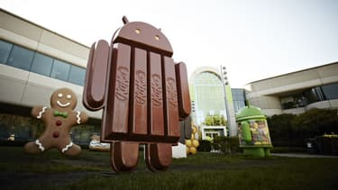 Nestlé et Google prolongent une alliance née en 2013, lorsque le géant du web a baptisé du nom de KitKat, une version majeure d'Android