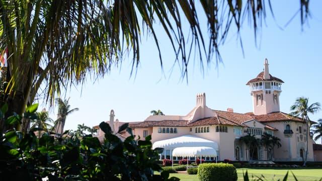 Le resort de Donald Trump à Mar-a-Lago.
