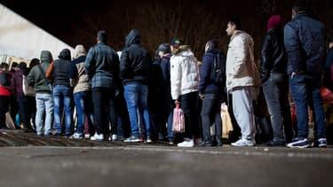 Cette année, l'Allemagne aura accueilli sur son territoire 1,09 million de réfugiés.
