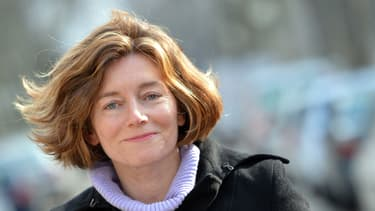 Natalie Nougayrède est devenue vendredi la première femme directrice du journal Le Monde.