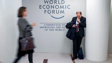 Davos ne conquiert pas les foules sur les réseaux sociaux