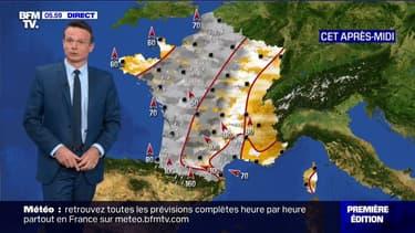 """La tempête Barbara arrive dans le sud-ouest, 4 départements placés en vigilance orange """"vent violent"""""""