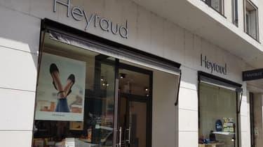 Ce sont 34 magasins de chaussures à l'enseigne Heyraud et 62 boutiques Texto que le groupe Eram doit fermer prochainement.