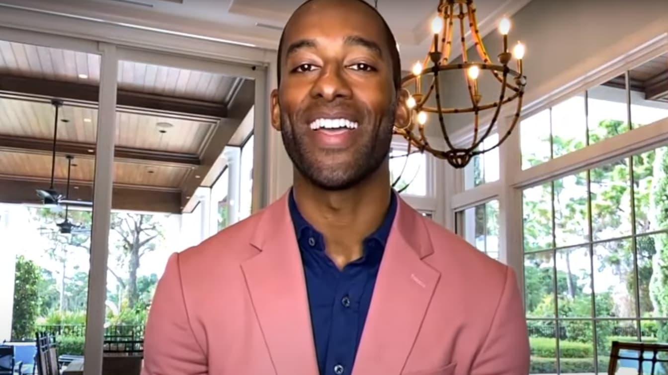 Matt James sera le premier Bachelor noir de l'émission américaine