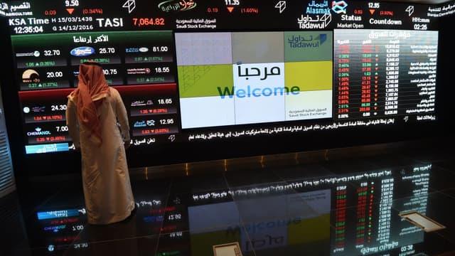 La Bourse de Riyad s'ouvre aux investisseurs étrangers