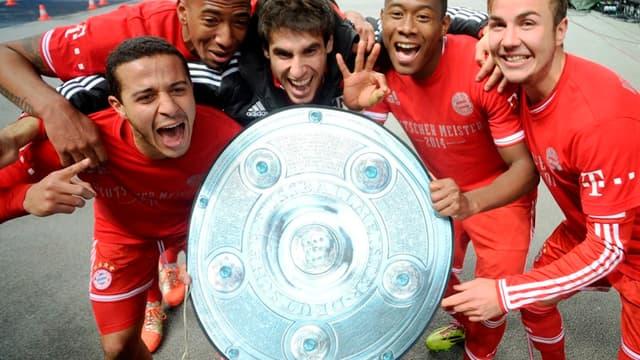 La sacre du Bayern Munich