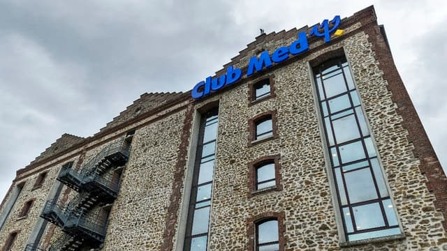 Le siège de Club Med à Paris