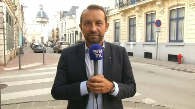 Sébastien Chenu ce vendredi sur BFMTV.