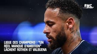"""Ligue des champions : """"Les clubs français manquent d'ambition"""" dénoncent Rothen et Valbuena"""