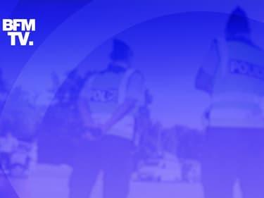 Illustration police BFMTV.