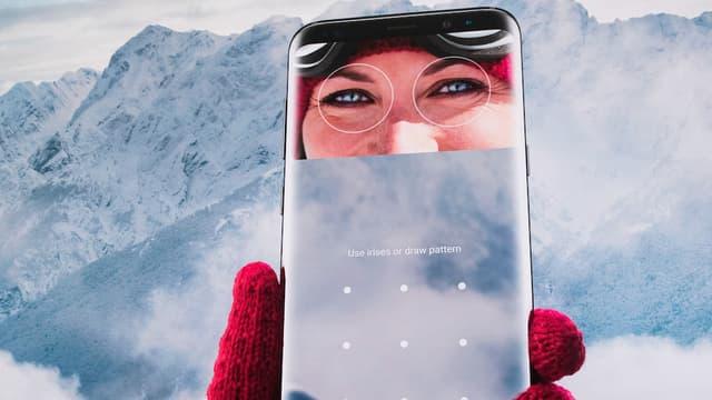 Les hackers allemands affirme avoir contourné la sécurité du Galaxy S8 avec une photo récupérée sur Internet et une imprimante laser