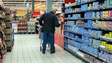 Les hommes ont plus fait les courses avec le coronavirus.