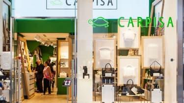 Carpisa cherchait un stagiaire pour un mois, rémunéré 500 euros.