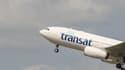 Avion de la compagnie canadienne Air Transat (photo d'illustration).