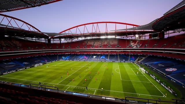 Le stade de la Luz à Lisbonne